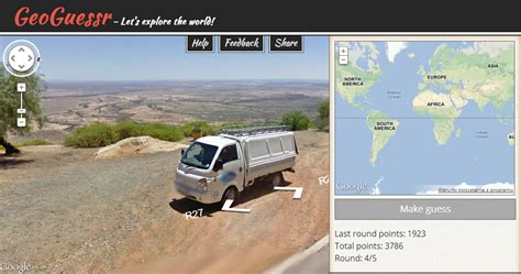 GeoGuessr - Street View-Based Geography Quiz - Geoawesomeness