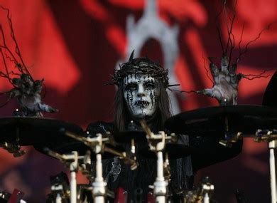 """""""You can beat this s**t"""" - former Slipknot drummer reveals"""