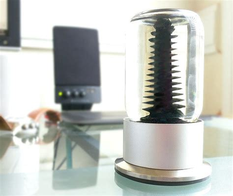 RIZE - Spinning Ferrofluid Display Review » The Gadget Flow