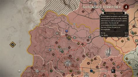 Mad Max: Where to find the Car Bodies Location Guide