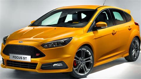 Ford Focus ST 2015 2