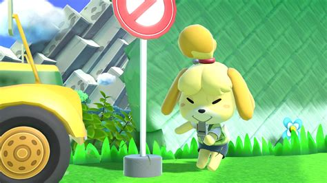 Isabelle turns over a 'new leaf' joining the fight in