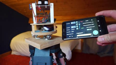 3D laser scanner with Arduino - YouTube