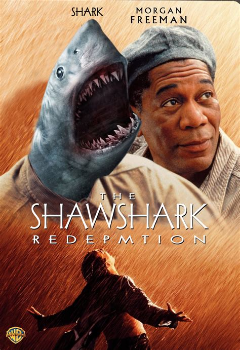Funny, Photoshopped Movie Posters Show How 'Sharks Make