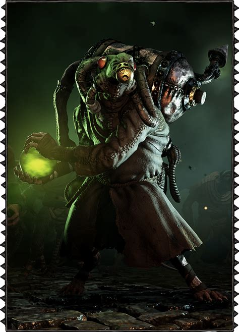 Warhammer: End Times latest character is the Poison Wind