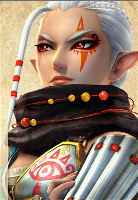 Hyrule Warriors' second character Impa kicks ass in these