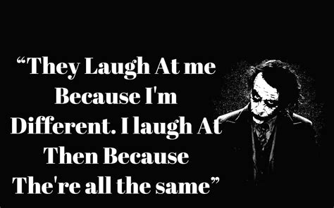 Joker Quotes - Spread Meaning