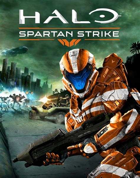 Here's an announcement video for Halo: Spartan Strike - VG247