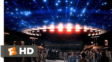 Close Encounters of the Third Kind (6/8) Movie CLIP