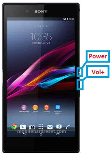 How To Easily Hard Reset / Factory Reset / Unlock Sony