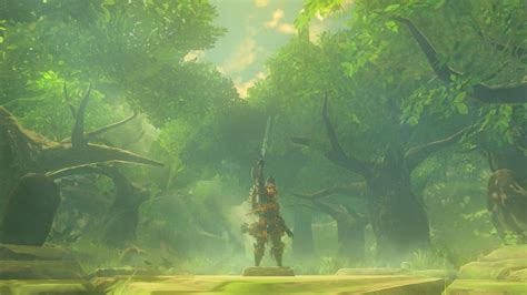 Zelda: Breath of the Wild is playable at 4K