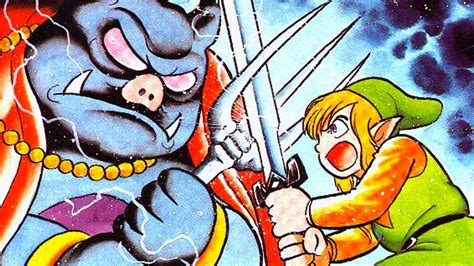 The Legend of Zelda: A Link to the Past comic returns to