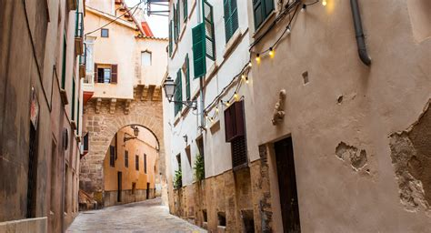 Palma's Old Town - All about Mallorca