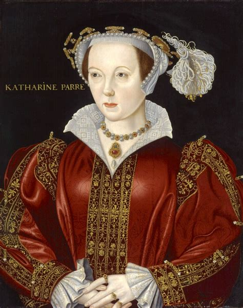 Katherine Parr by ? (National Portrait Gallery - London