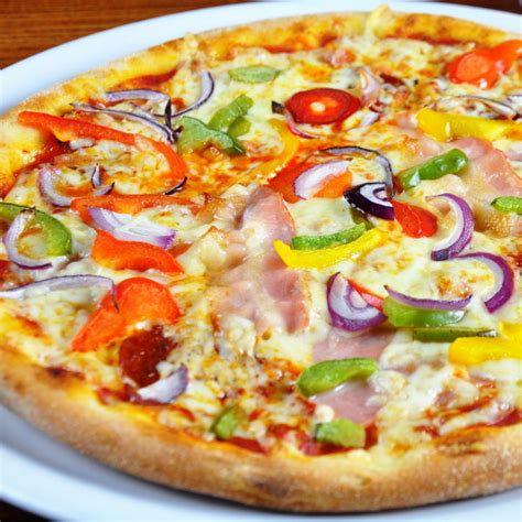 Magyaros pizza - DON QUIJOTE PIZZÉRIA Szeged